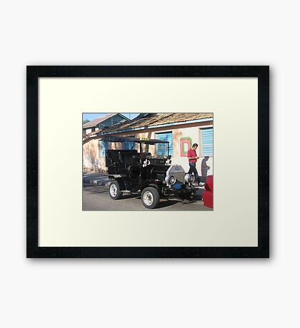 1908 Ford Framed Print