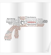 Tesla Typography Poster