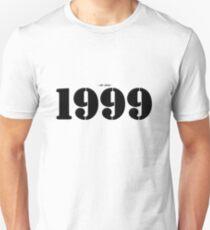 1999 - St - Black Unisex T-Shirt