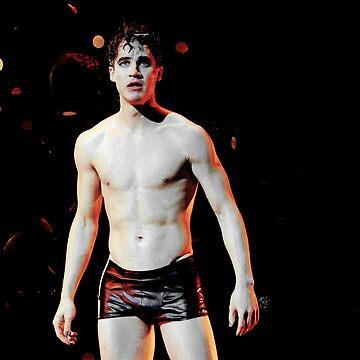 Darren as Hedwig by darecrisp