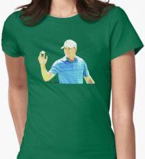 Jordan Spieth T-shirt col V femme