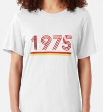 1975 Slim Fit T-Shirt
