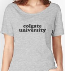 colgate university Women's Relaxed Fit T-Shirt