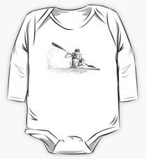 kayak One Piece - Long Sleeve