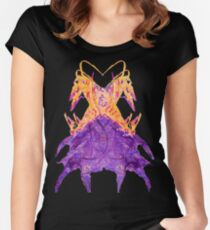 A Dressy Tee Women's Fitted Scoop T-Shirt