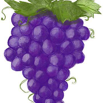 Grape by Wildflower-Art