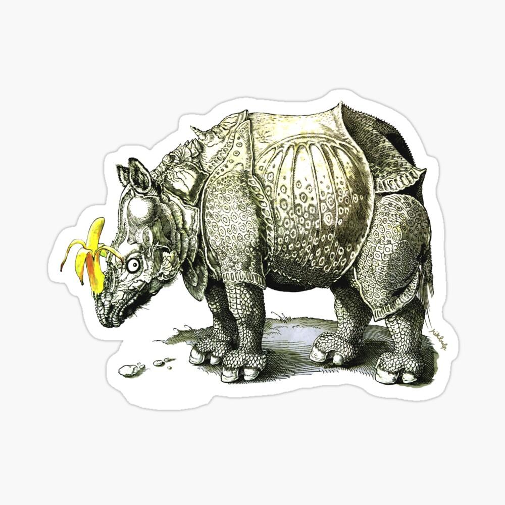 Rhino update Sticker