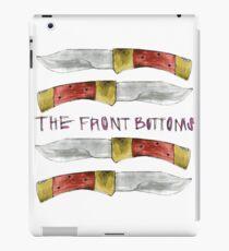 Talon of the Hawk - The Front Bottoms  iPad Case/Skin