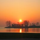 Sunrise XI (Lakeshore) by sendao