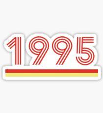 1995 Sticker