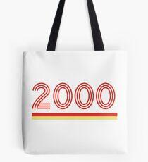 2000 Tote Bag