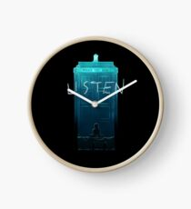 Doctor Who - Listen Clock