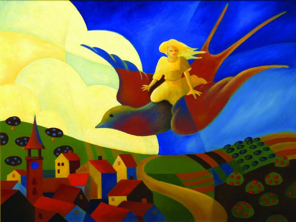 THUMBELINA II by Thomas Andersen