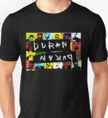 DURAN DURAN COLOR HIGHT Unisex T-Shirt