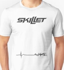 SKILLET AWAKE NEW DESIGN Unisex T-Shirt
