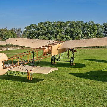 1909 Blériot Type XI G-AANG by oscar533