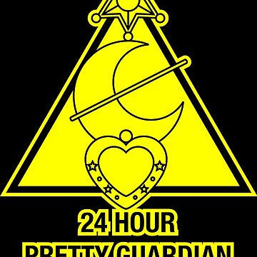 24H Pretty Guardian Surveillance by alphavirginis