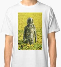 Stranded in the sunflower field Classic T-Shirt