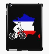 French Cyclist iPad Case/Skin