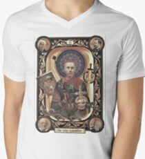 The Wise Grandfather (apparel) Men's V-Neck T-Shirt