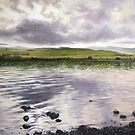 View from Loch Awe Shores  by Debbie Clark