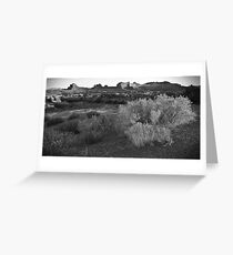 Sagebrush Greeting Card