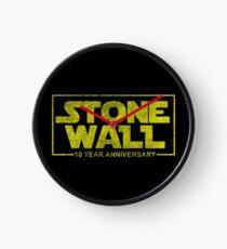 Stonewall Stwars Clock
