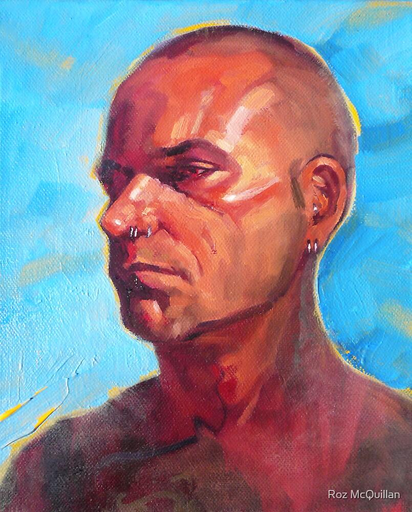 Portrait of an Artist by Roz McQuillan