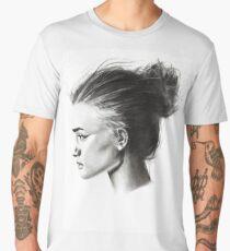 bun girl Men's Premium T-Shirt