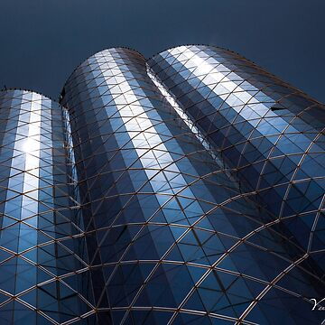 City Seasons Towers Hotel Bur Dubai - UAE by Photograph2u