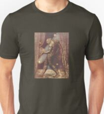 BLAKE, William Blake, The Ghost of a Flea, English poet, painter, printmaker Unisex T-Shirt