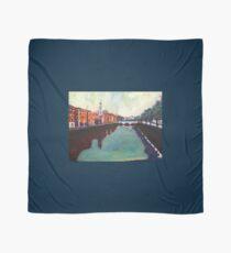 Liffey, Arran Quay und Ushers Quay - Dublin Tuch