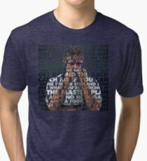 Gazza in Motion '90 Tri-blend T-Shirt