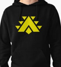 Orisa Fortify (Yellow) Pullover Hoodie