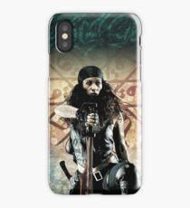 Masquerade Clan: Assamite V20 iPhone Case