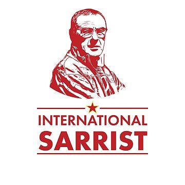 International Sarrist - ENG Version by Zero81