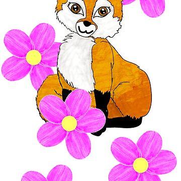 Fox by Sancreoto