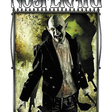 Masquerade Clan: Nosferatu V20 by TheOnyxPath