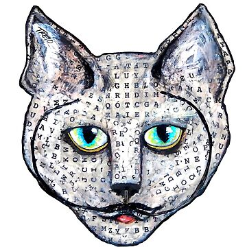 Cat humor by gabrielatrejo