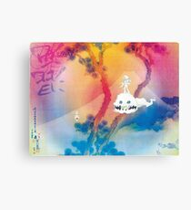 Kids See Ghosts Canvas Print