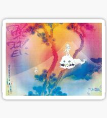 Kids See Ghosts Sticker
