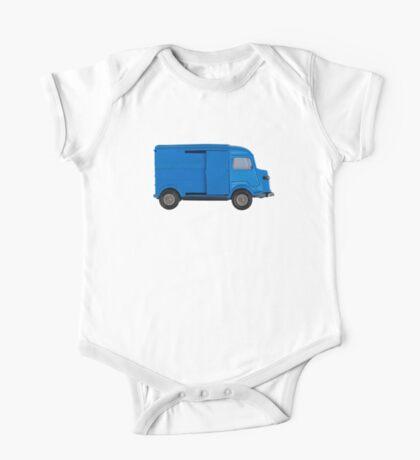 Citroen H Van Toy Right Side Kids Clothes