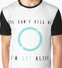 Detroit: Become Human Connor - Black Graphic T-Shirt