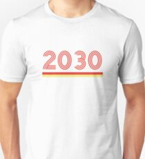 2030 Unisex T-Shirt