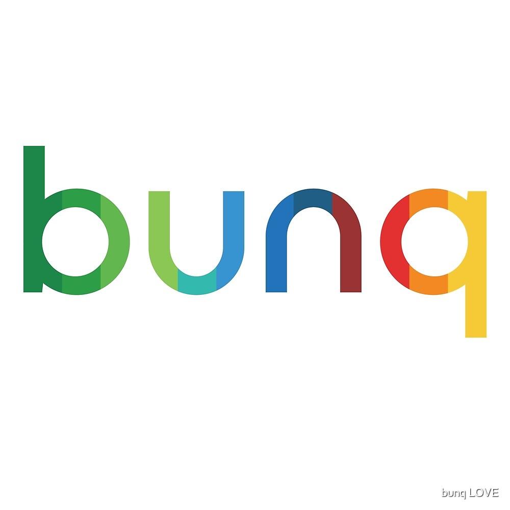 bunq Rainbow. by bunq LOVE
