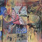WHEEL OF FORTUNE(C2018) by Paul Romanowski