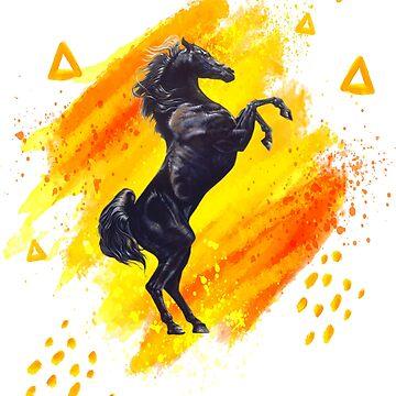horse by mounir1239
