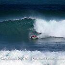 Gavin Colman 2009 World kneeboard Surfing Champion by steen
