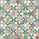 Muted Moroccan Mosaic Tiles by micklyn