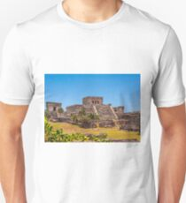 Castle Of Tulum Unisex T-Shirt
